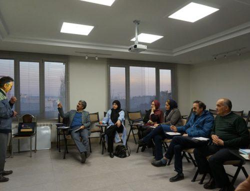 کارگاه آموزشی پرسنل بنیاد در برقراری ارتباط موثر با مددجویان