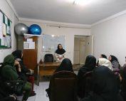 پایش زنان سرپرست خانوار بنیاد حضرت علی با همکاری درمانگاه تراب