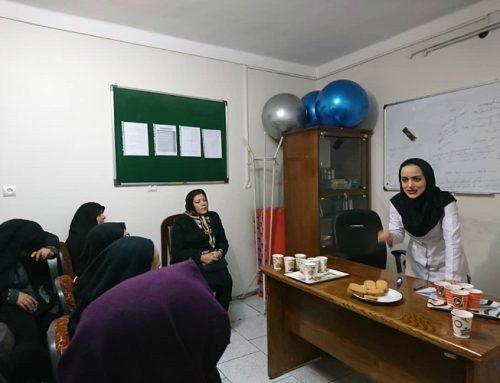 پایش مستمر سلامت و بهداشت خانواده بهمن ماه