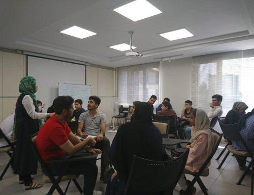 برگزاری کارگاه مقدماتی آشنایی با کارآفرینی