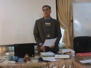 دیدار مسئولان بنیاد خیریه علی با دکتر صاحبی